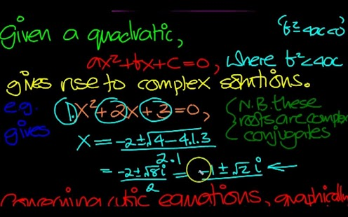 Complex Numbers Practice - screenshot thumbnail