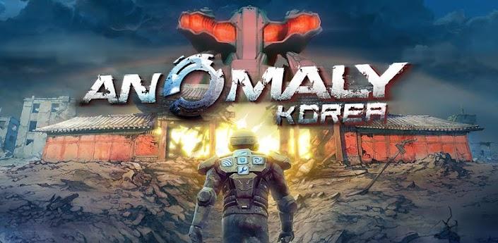Anomaly Korea - продолжение Anomaly Warzone Earth скачать для Андроид