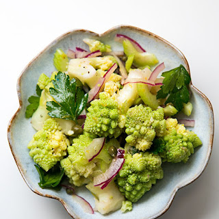 Romanesco Salad.