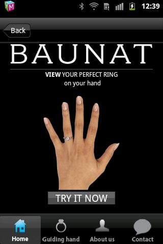 BAUNAT Perfect Ring Finder - screenshot