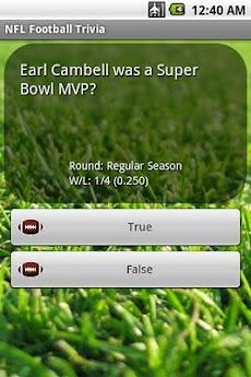 NFL Football Triviaのおすすめ画像1