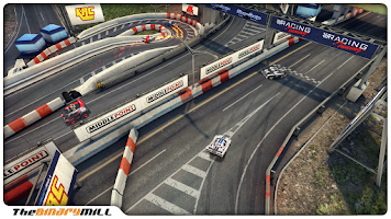 Screenshot of Mini Motor Racing