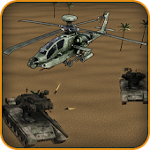 Gunship battlefield Defence
