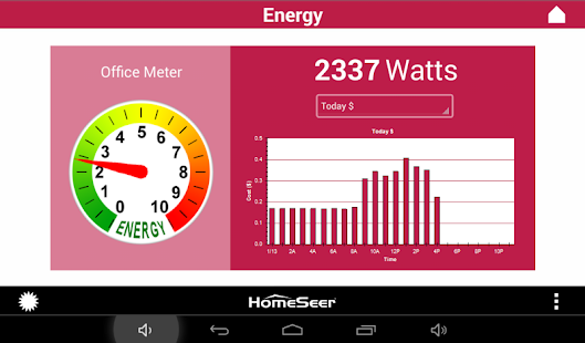 HSTouch Home Automation- screenshot thumbnail