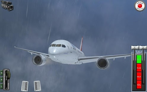 Flight 787 - Anadolu PRO-S - screenshot