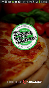 Pizza Buona- screenshot thumbnail