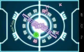 Screenshot of Paddletronic Duel