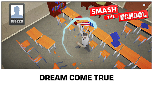Smash the School - Stress Fix! v1.1