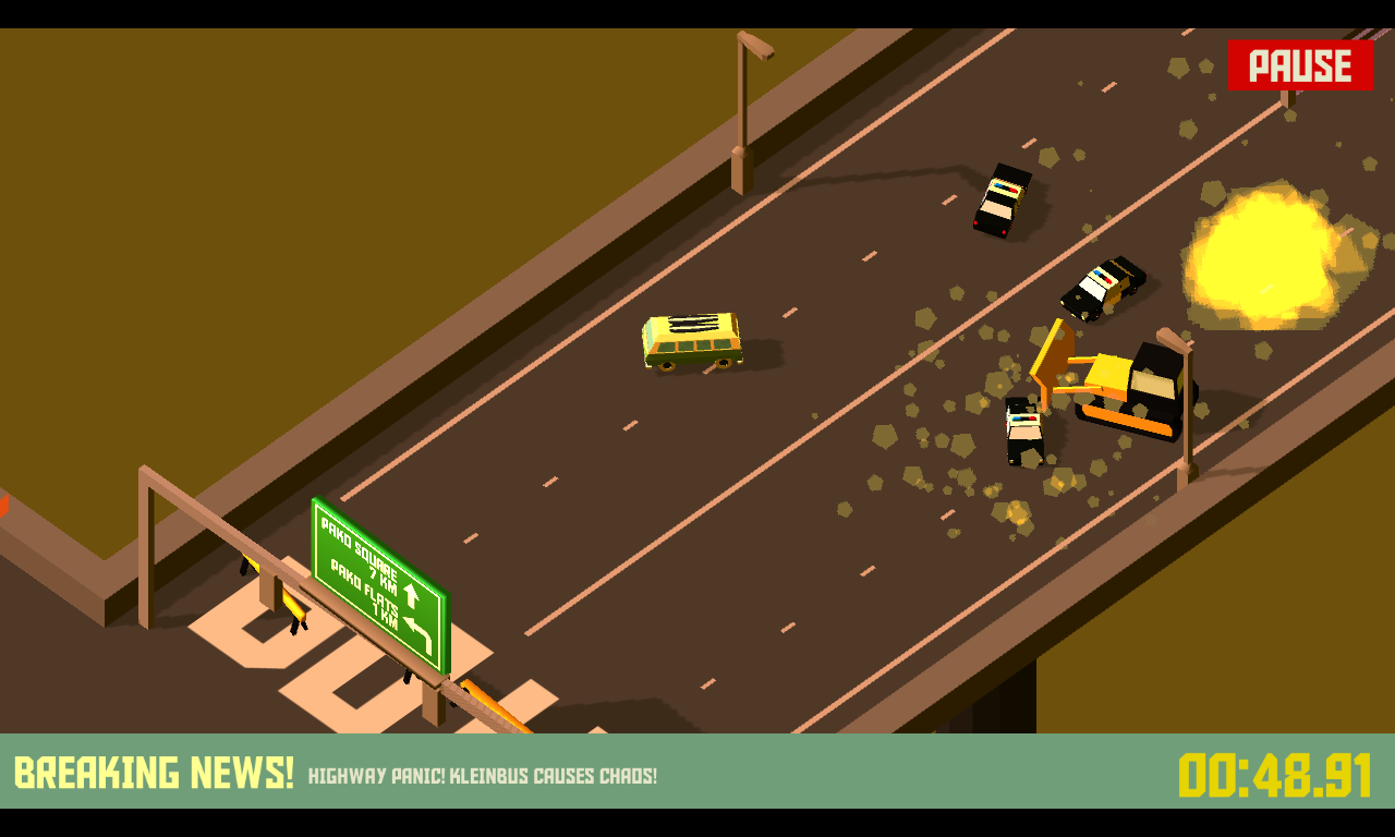 Pako - Car Chase Simulator screenshot #16