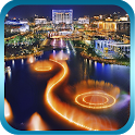 City Night Free Live Wallpaper icon