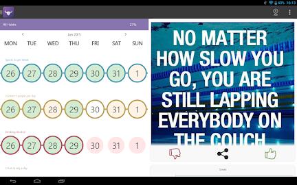 HabitBull - Habit Tracker Screenshot 12