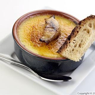 Foie Gras Creme Brulee Recipe (+Giveaway).
