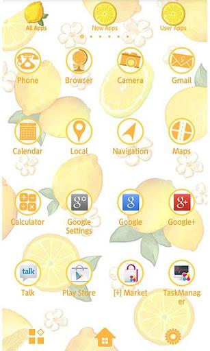 Cute Theme-Citrus- 2.0.0 Windows u7528 3