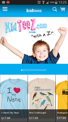 KIDTEEZ T-Shirts Tanks Apparel
