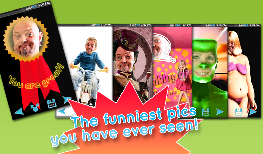 Photo Fun - Funny Pics Creator- screenshot