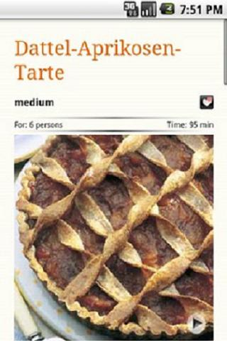 Baking - Your digital book - screenshot