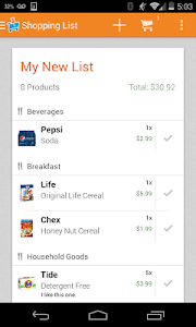 Pushpins Grocery Coupons screenshot 0