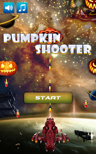 Halloween Pumpkin Shooter- screenshot thumbnail