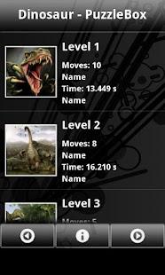 Dinosaur - PuzzleBox