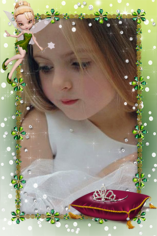 Lil' Princess Photo Frames