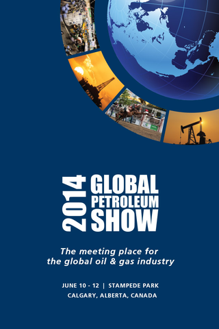 Global Petroleum Show 2014