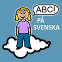 SVENSKA bokstäver / alfabetet icon