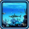 Sharks Predator live wallpaper icon