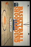 Screenshot of Basketball ShootAround 3D