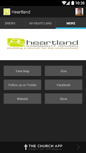 Heartland Community Church - screenshot thumbnail