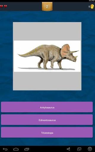 Jurassic Dinosaurs Quiz