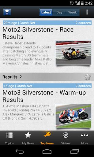 SF - MotoGP Unofficial News