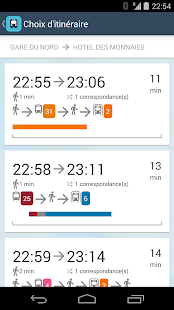 NextRide for STIB/MIVB and TEC - screenshot thumbnail