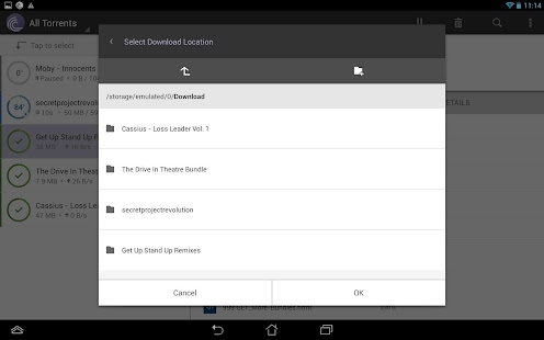 BitTorrent®- Torrent Downloads Screenshot 10