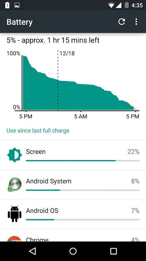 Battery Saver: ZEMB Full- screenshot