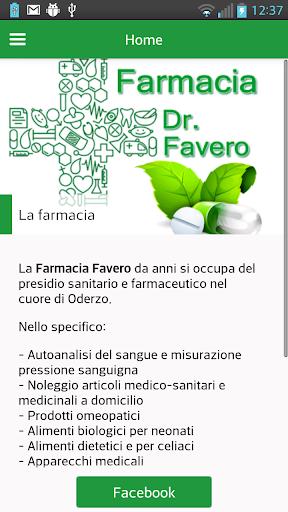 Farmacia Dr. Favero