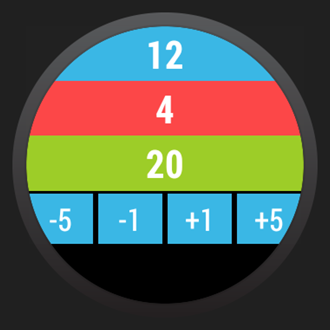 Score Keeper for Android Wear