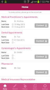 玩免費醫療APP|下載Women's Health Appointments app不用錢|硬是要APP