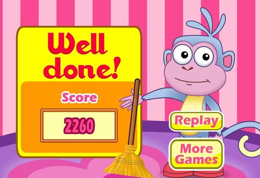 免費益智App|Dora Boot Christmas Room Clean|阿達玩APP