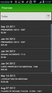Univ. Autónoma de Chiriquí - screenshot thumbnail