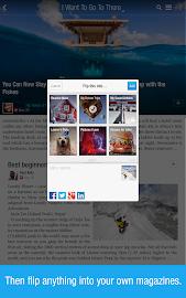 Flipboard: Your News Magazine Screenshot 6