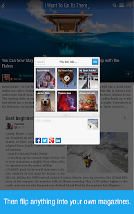 Flipboard: Your News Magazine Screenshot 25
