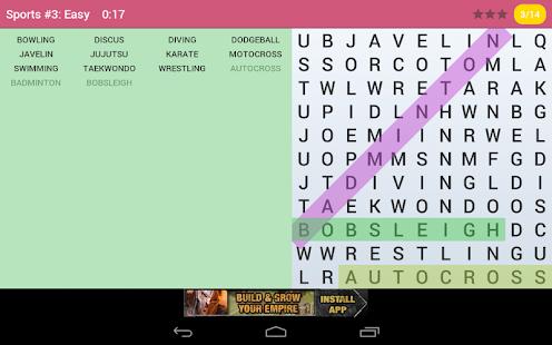 玩免費拼字APP|下載Word Hunt - Word search game app不用錢|硬是要APP