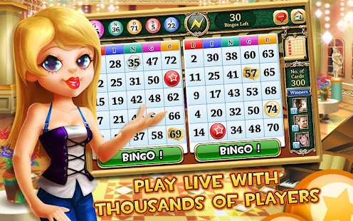 Bingo Bango - Free Bingo Game - screenshot thumbnail