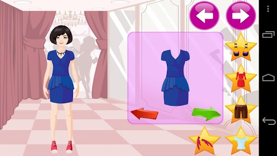 Dress Up Coco Fashion- screenshot thumbnail