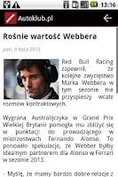 Screenshot of Autoklub.pl
