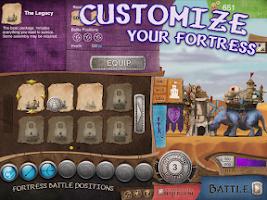 Screenshot of Roaming Fortress