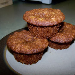 Oatmeal Maple Syrup Muffins.