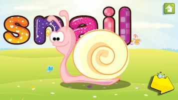 Screenshot of Kids Spell & Learn: Animals