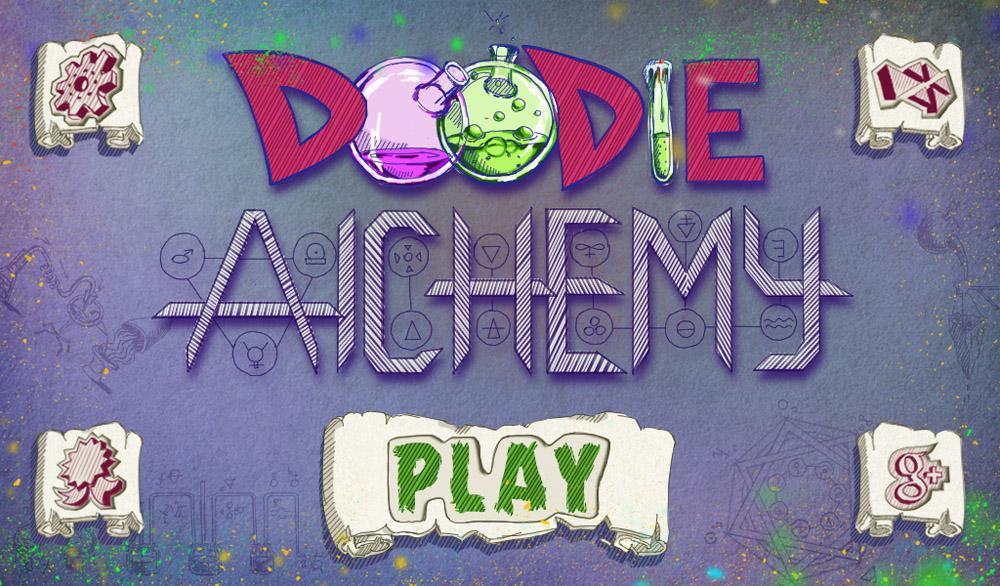 Doodle Alchemy- screenshot