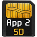 App 2 SD(Move app 2 SD) logo